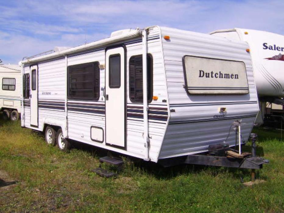 dutchmen classic 26 fl rvs for sale. Black Bedroom Furniture Sets. Home Design Ideas