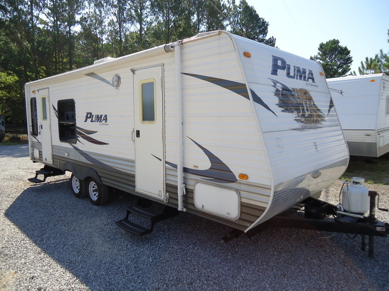 2010 Forest River Puma RVs for sale