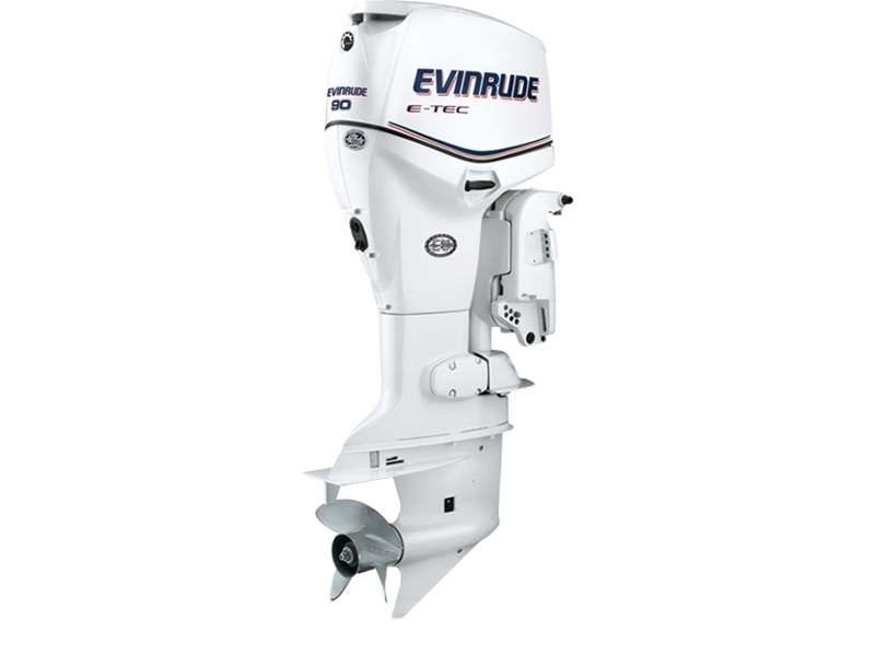 2013 Evinrude E90DSL