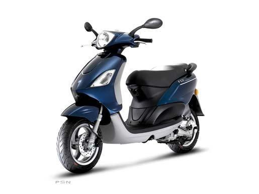 2003 Piaggio BV 200