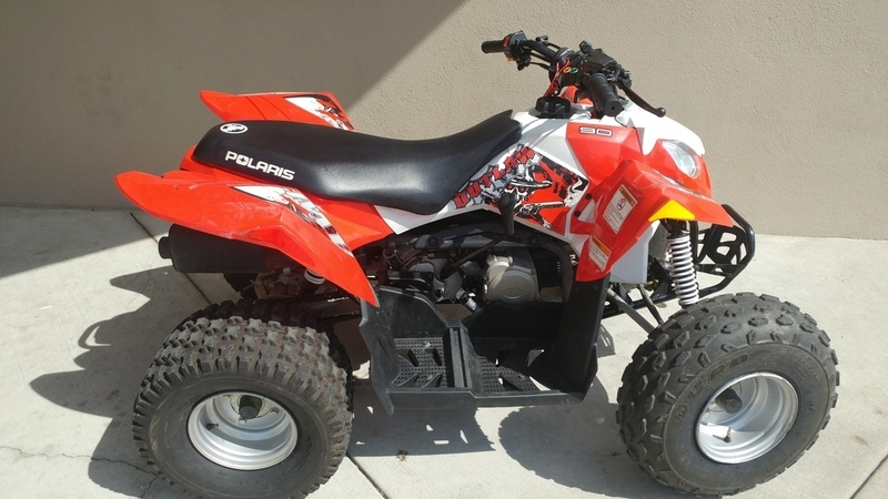 Polaris Outlaw 90 motorcycles for sale in Missouri