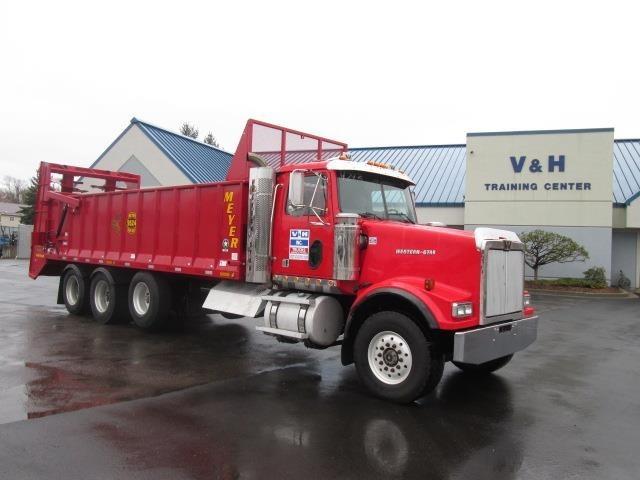 2005 Western Star 4964 Farm Truck - Grain Truck