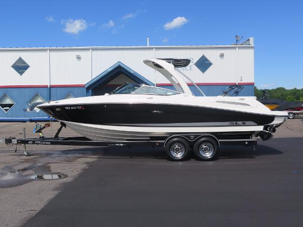 2008 Sea Ray 250 Select