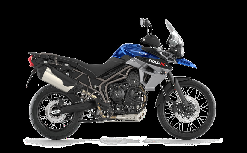 2015 Triumph TIGER 800 XCX