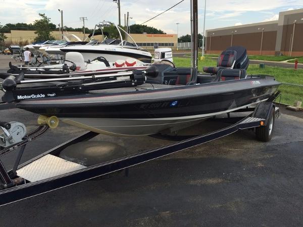 1989 Stratos Boat 275 Pro