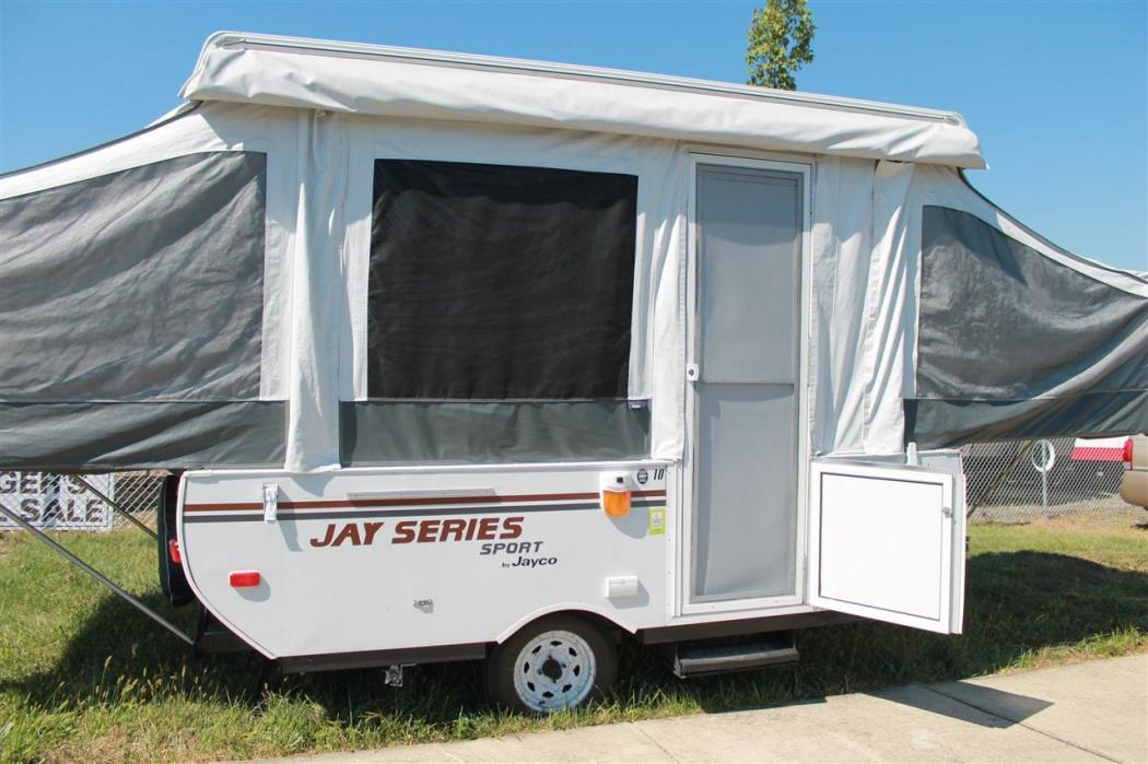 2012 Thor Industries JAYCO 1006 Jay