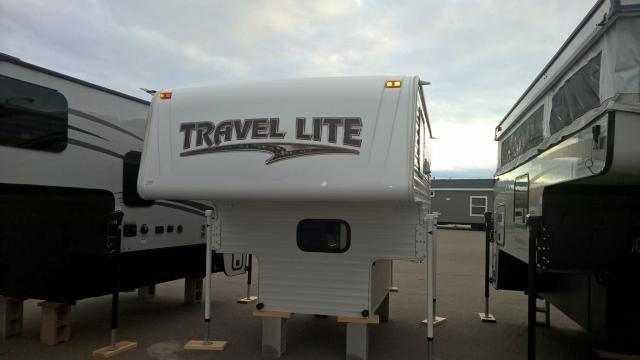 2017 Travel Lite 625 SUPER LITE TRUCK CAMPER