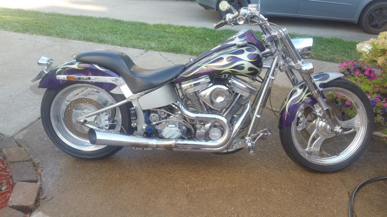 2000 Big Dog Motorcycles BULLDOG