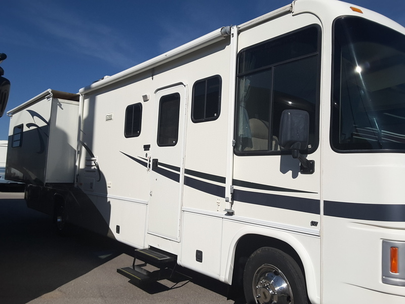 2002 Georgie Boy PURSUIT 3500DS