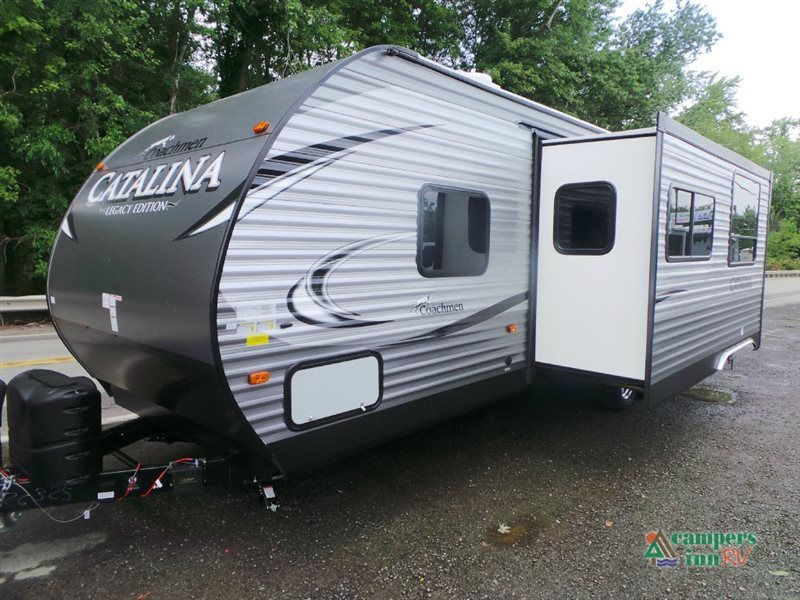 2017 Coachmen Rv Catalina Legacy 293QBCK
