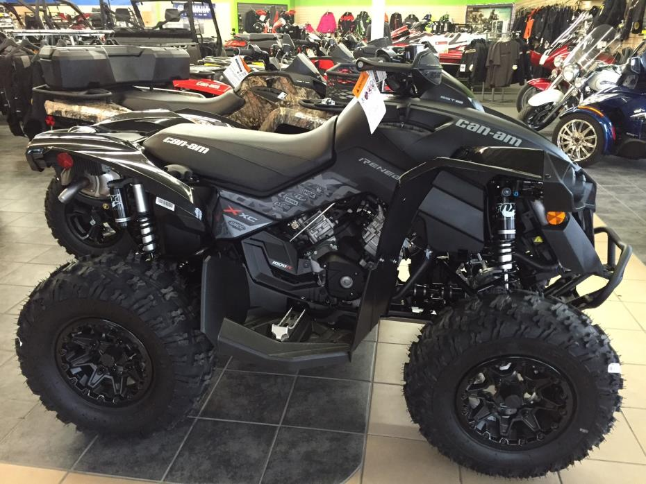can am renegade 1000 x xc motorcycles for sale in minnesota. Black Bedroom Furniture Sets. Home Design Ideas