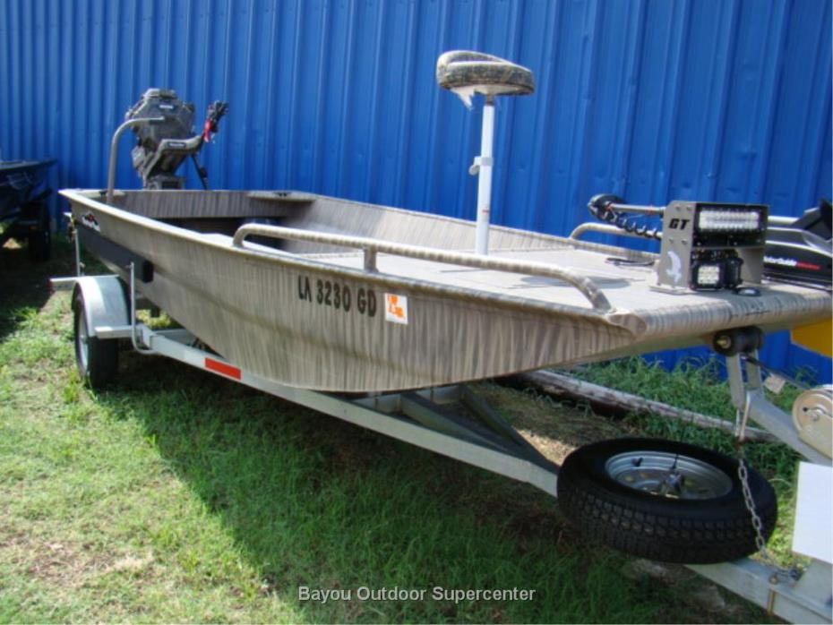 2015 GATOR TAIL GTB 1754 Extreme Boat Package w/GTR 35