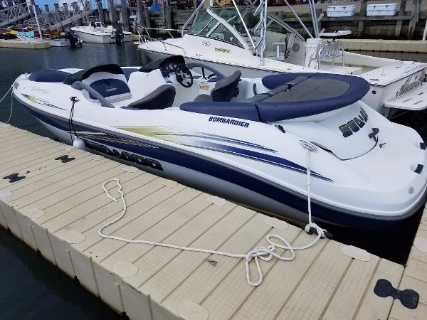 Sea Doo Sport Boats Challenger 2000 Boats for sale
