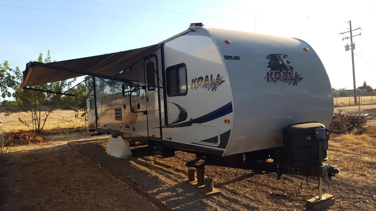 Koala Travel Trailers For Sale