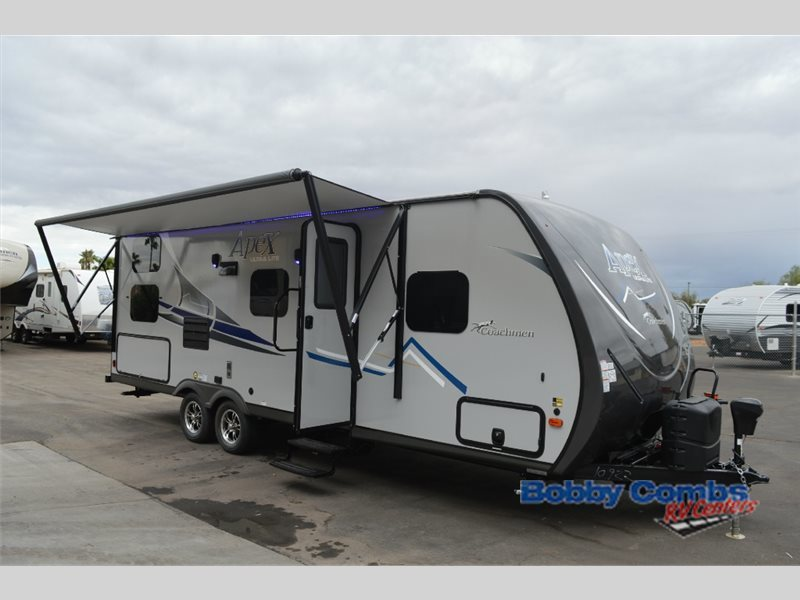 2017 Coachmen Rv Apex Ultra-Lite 245BHS