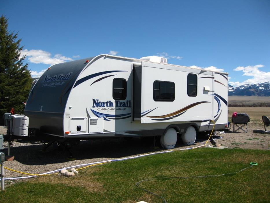 Heartland North Trail 24rbs Vehicles For Sale