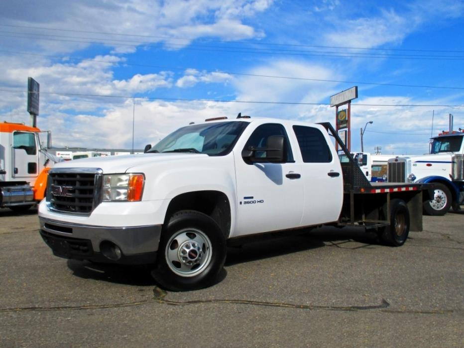 2008 Gmc Sierra 3500hd Cars For Sale