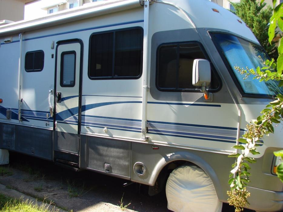 1996 Newmar KOUNTRY AIRE 3755