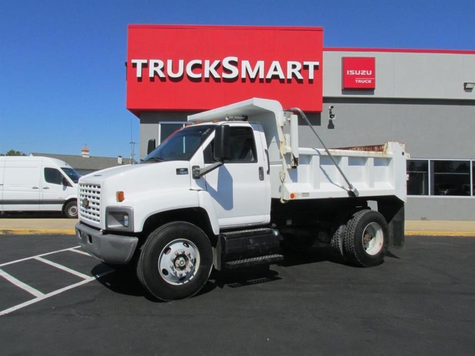 2005 Gmc Topkick C6500 Dump Truck