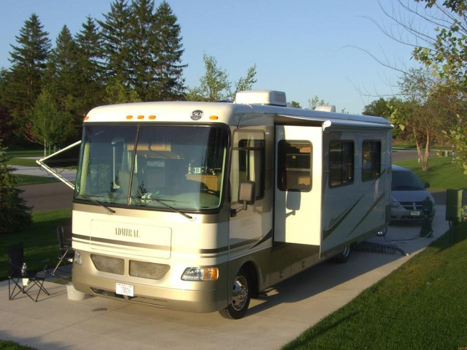 2004 Holiday Rambler ADMIRAL 30PDD