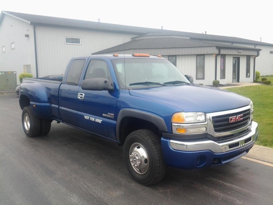 2003 Gmc C3500 Pickup Truck