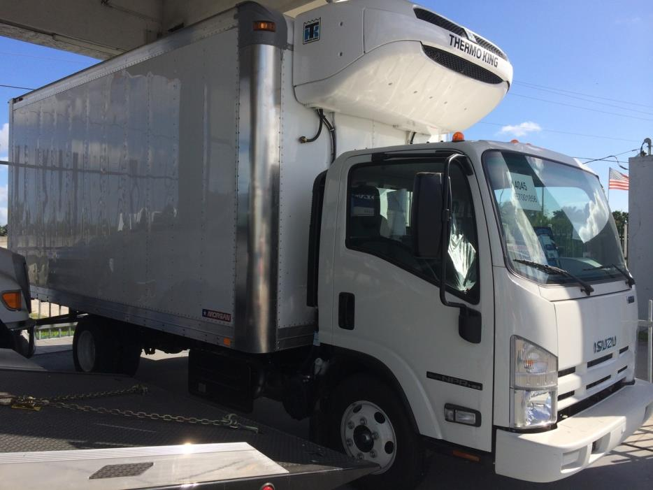 Isuzu Npr Reefer Cars For Sale