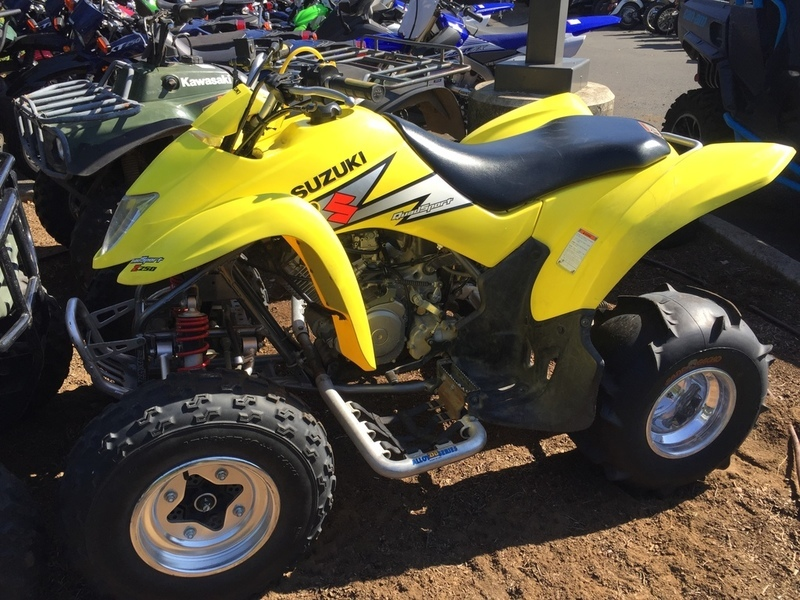 250 Quad Sport Motorcycles For Sale