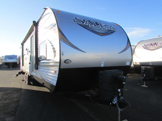 2016 Forest River Salem 36bhbs Rvs For Sale