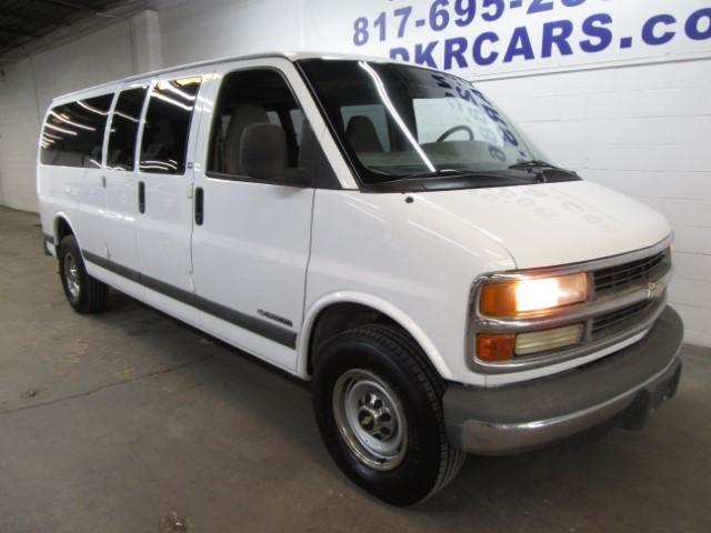 2000 Chevrolet Express Cargo 3500  Van