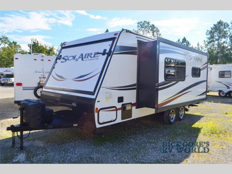 Palomino Solaire Rvs For Sale In Florida