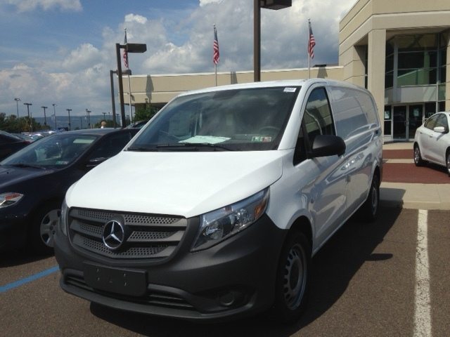 2016 Mercedes-Benz Metris Base Cargo Van