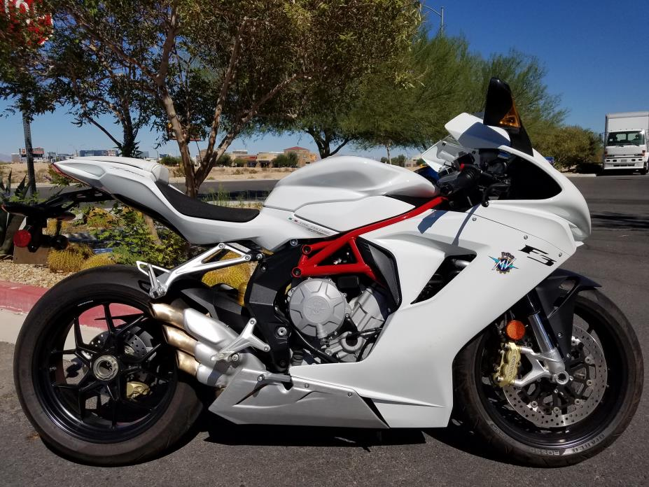 2013 Mv Agusta F3 675 EAS (Electronically Assisted