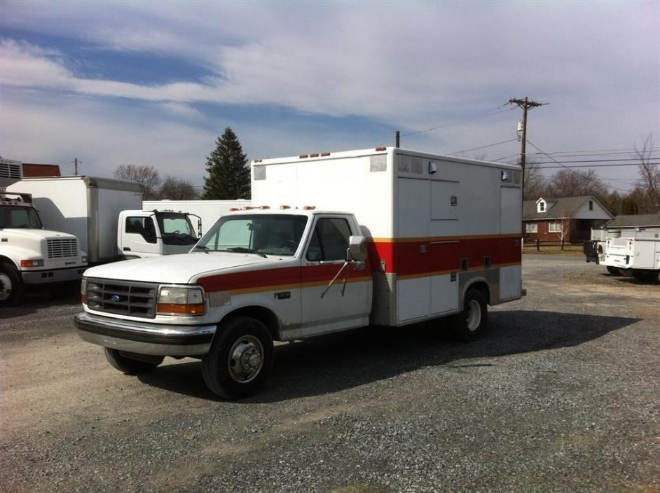 1994 Ford F350  Utility Truck - Service Truck