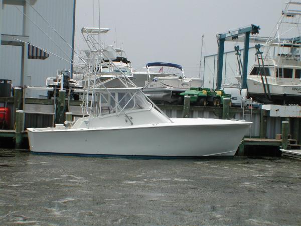 1987 ISLAND BOAT WORKS Custom Carolina