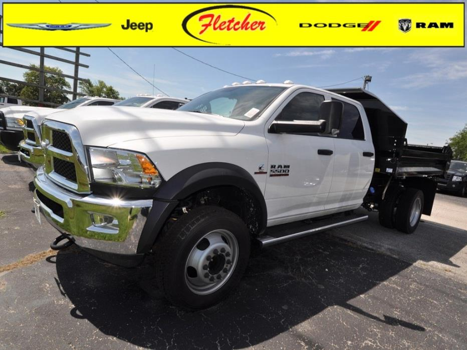 2015 Ram 5500 Hd Chassis  Cab Chassis