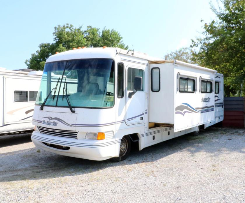 1998 Tiffin Motor Homes ALLEGRO BAY 34M