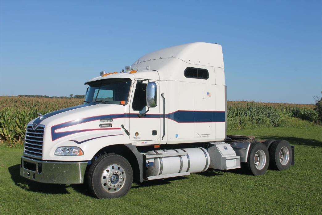 2007 Mack Vision Cxn613 Salvage Truck