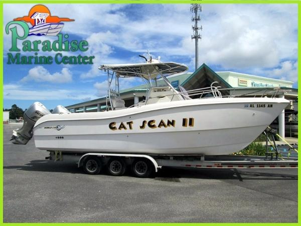 1999 World Cat 266SF