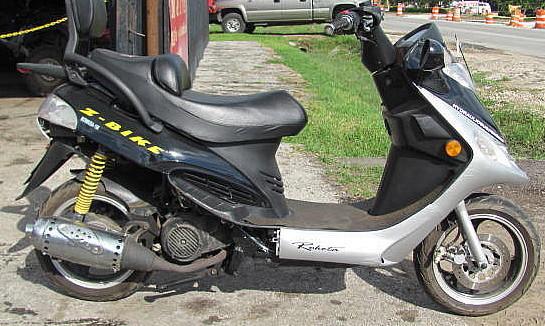 2006 Roketa Bermuda 150