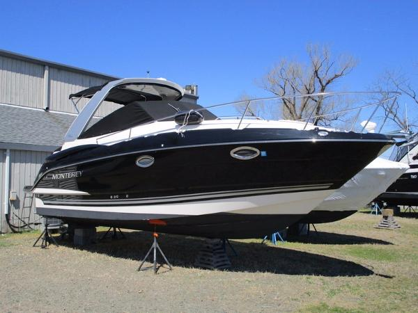 2014 Monterey Cruiser 295SY