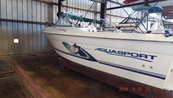 Aquasport 215 Osprey Sport Boats For Sale
