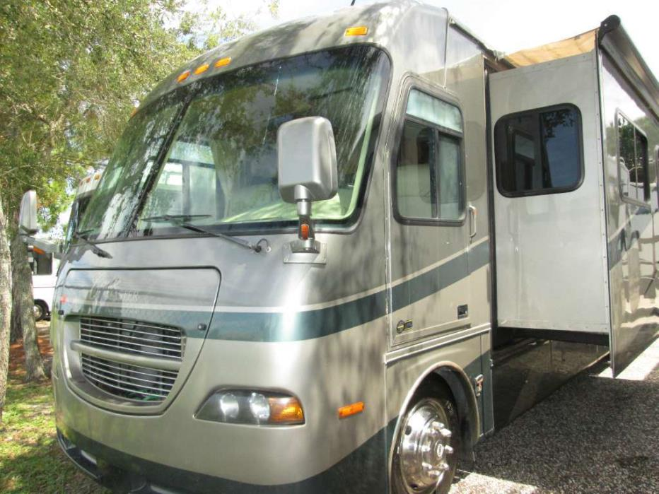 2005 Georgie Boy Cruise Master 3640TS
