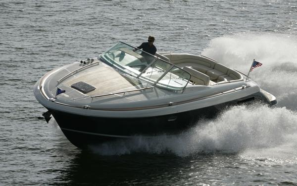 2007 Chris-Craft Corsair 36