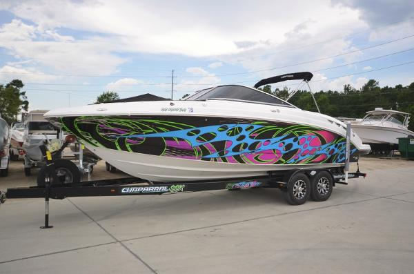 2014 Chaparral 287SSX (15 hours)