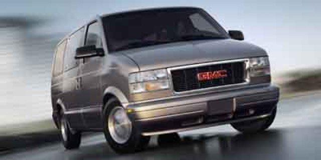 2003 Gmc Safari Passenger Passenger Van