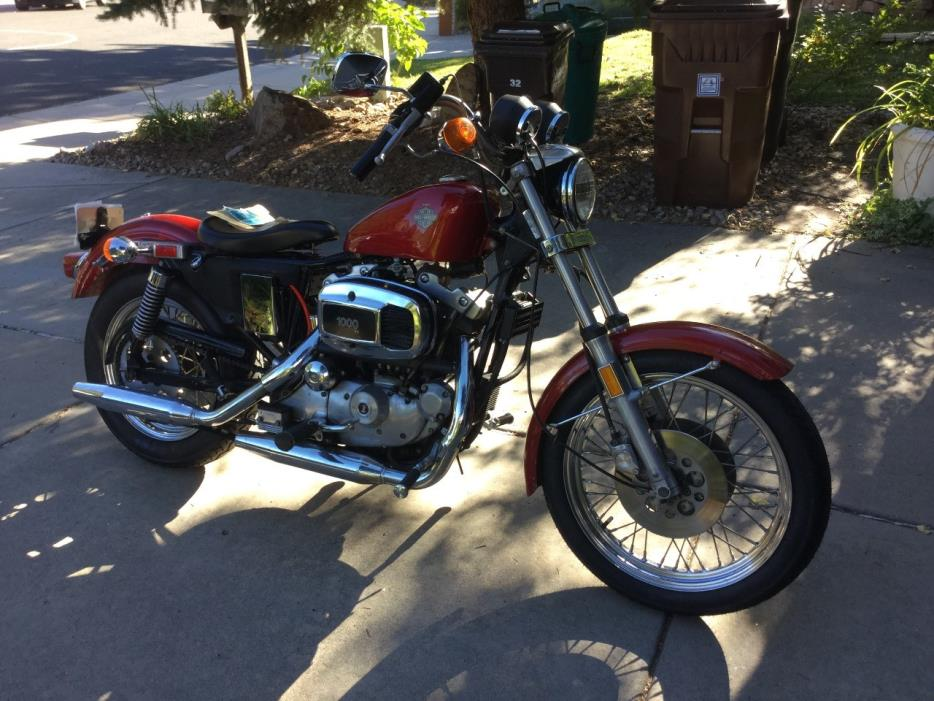 1980 Harley-Davidson SPORTSTER 1000