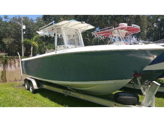2008 Sailfish 2660