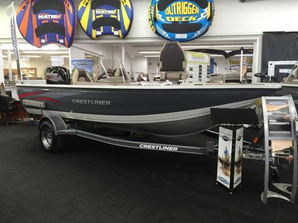 2016 Crestliner 1750 FishHawk S/C