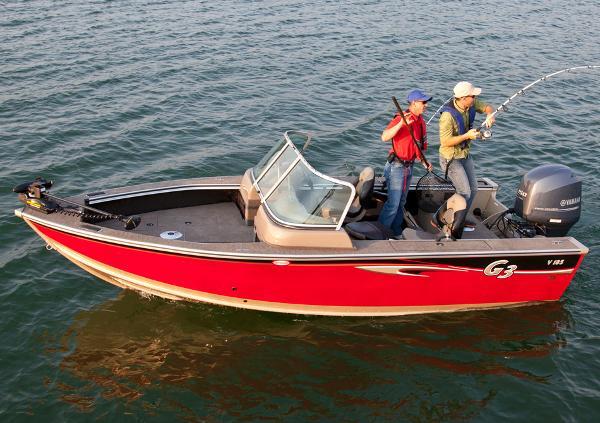 2014 G3 Angler V185 F