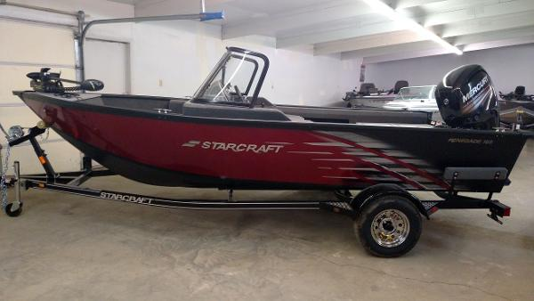 2016 Starcraft Renegade 168 DC